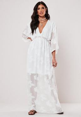 4dd901b94f Long Sleeve Dresses | Long Sleeve Maxi Dresses - Missguided