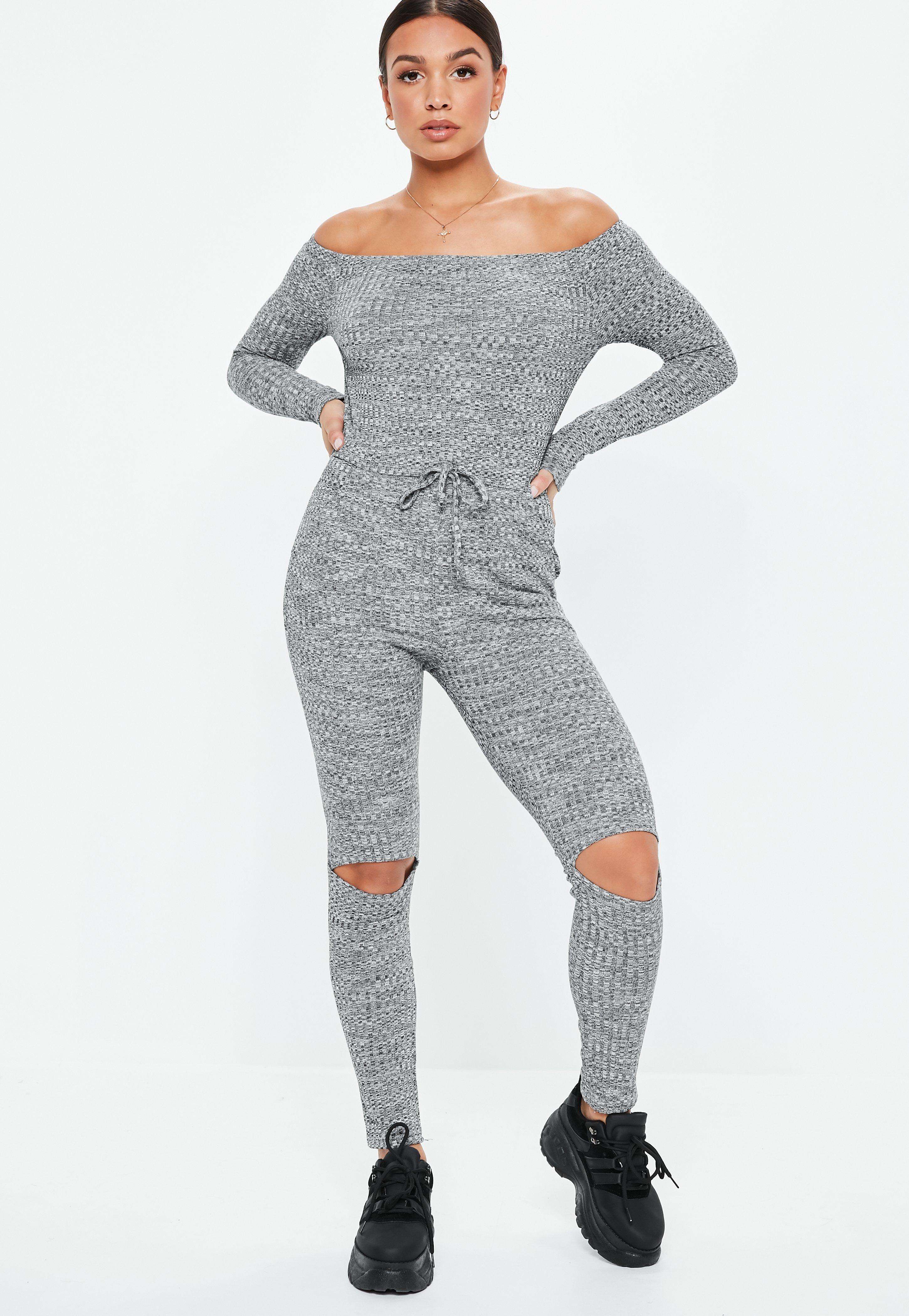 9e05cf6b6f5 Grey Jumpsuits