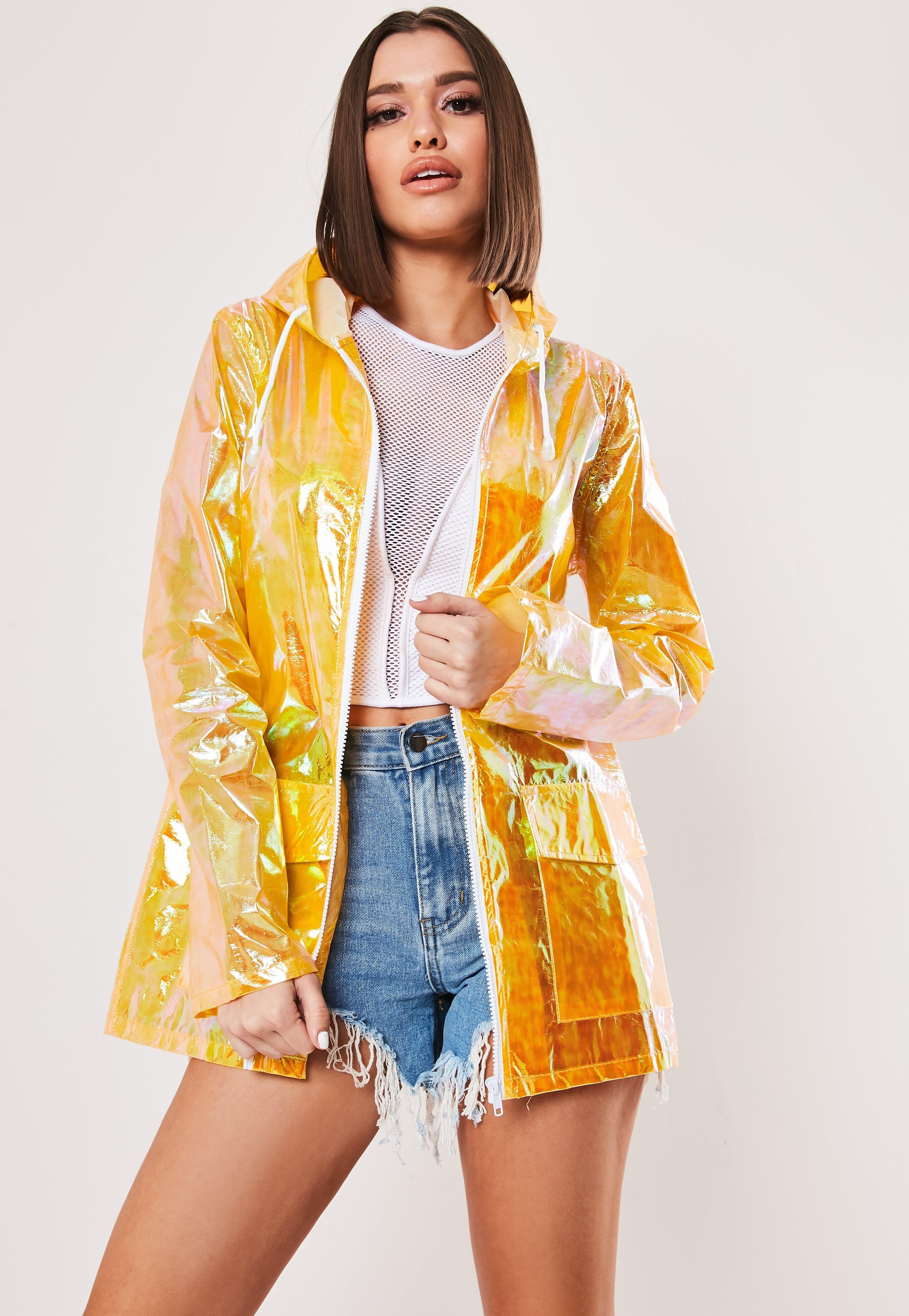 086563f17507 Raincoats | Women's Festival Raincoats & Macs - Missguided