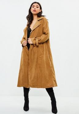 Brown Duster Coat