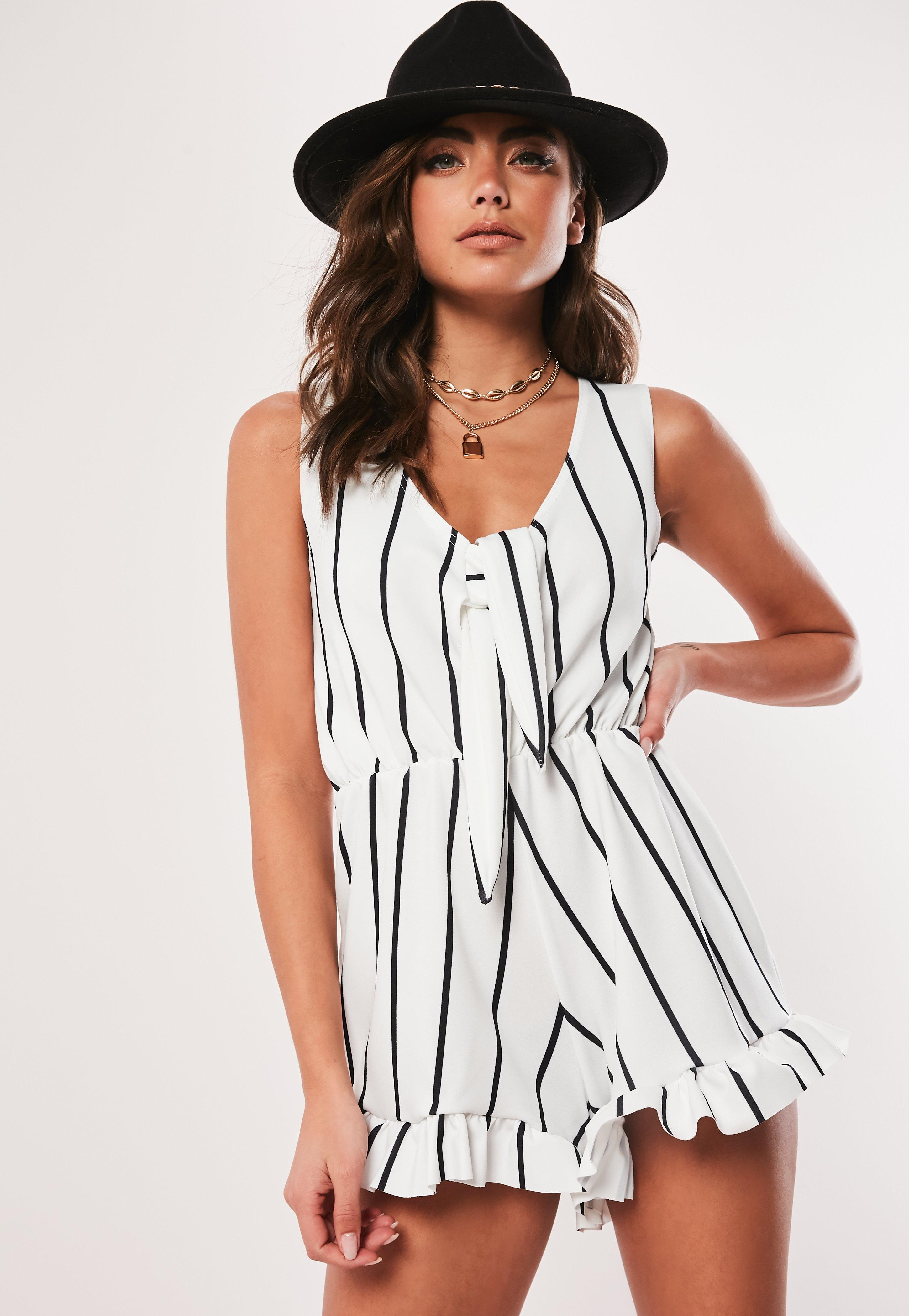 92a5f43aad Rompers for Women - off the Shoulder Rompers 2019