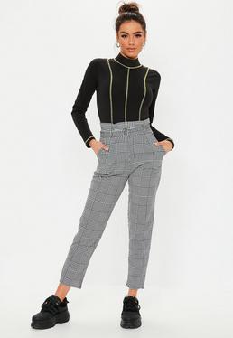 16481a2655f Cigarette Trousers