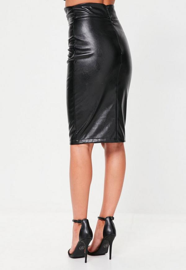 Shop for leather skirt at cripatsur.ga Free Shipping. Free Returns. All the time.