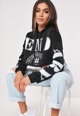 f2c313f4 Hoodies | Hooded Sweatshirts for Women - Missguided
