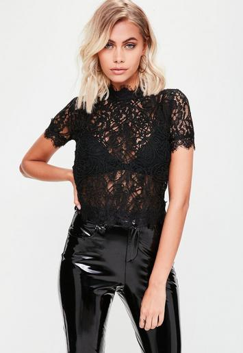 Free shipping and returns on Women's Lace Tops at custifara.ga Skip navigation. Give a little wow. The best gifts are here, every day of the year. Shop gifts. Designer. Women Men Kids Home & Gifts Beauty Sale What's Now. RICH BLACK; New! Vince .