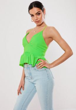 e0fb726c01d9fc Ladies Tops | Tops for Women | Missguided