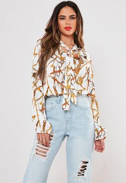 e270e623cf70 Women's Shirts | Satin & Oversized Shirts - Missguided