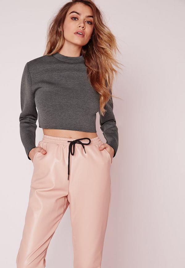 Scuba Sweatshirt Grey