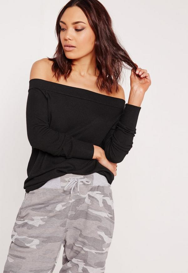 Bardot Sweatshirt Black