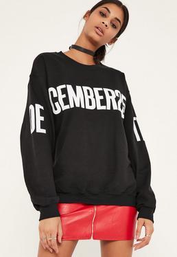 Black Christmas December 25 Sweatshirt