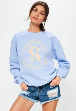 Blue Maryland USA Sweatshirt
