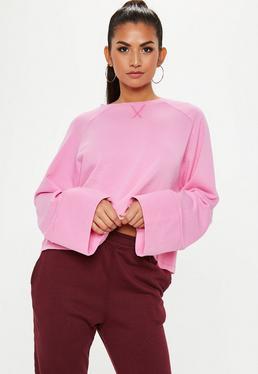 97f44dcf0870 Pink Sweatshirts