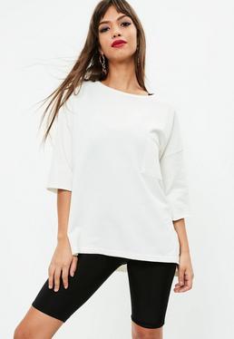 White Pocket Front T-shirt