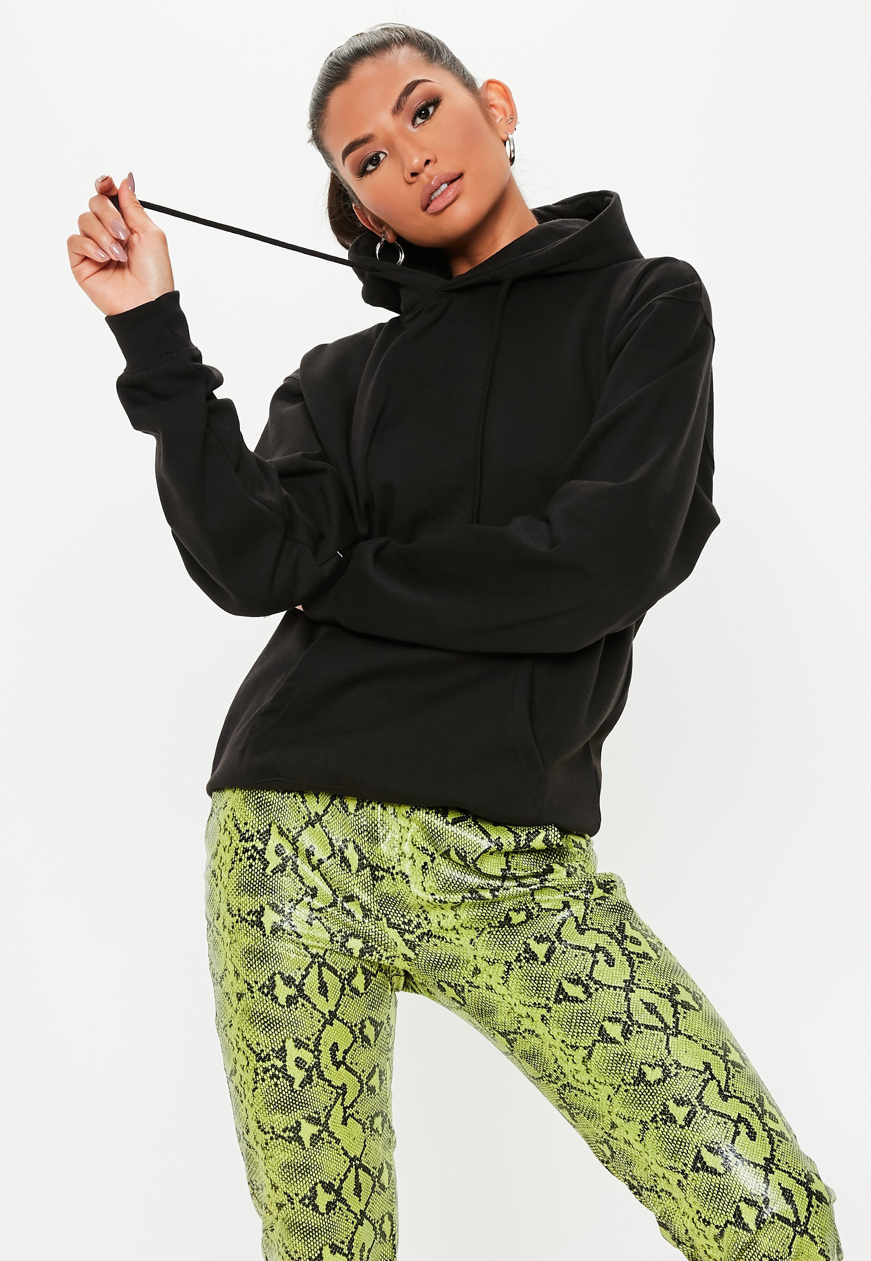 741f7c797393 Hoodies | Hooded Sweatshirts for Women - Missguided