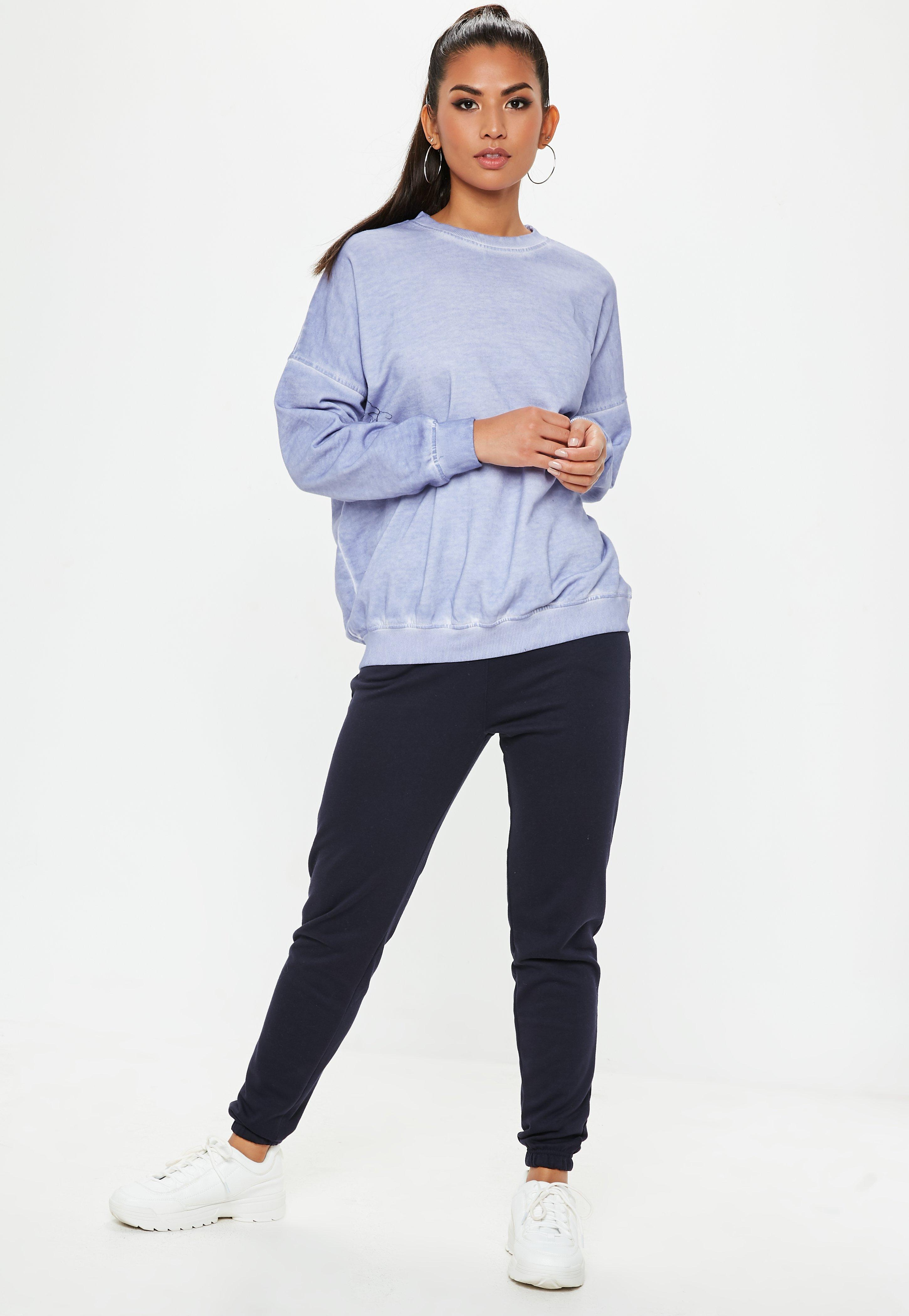 Missguided Washed Out Oversized Sweatshirt Release Dates Cheap Price Limit Offer Cheap Sale Good Selling Cheapest Explore Sale Online IDWcHwP5lF