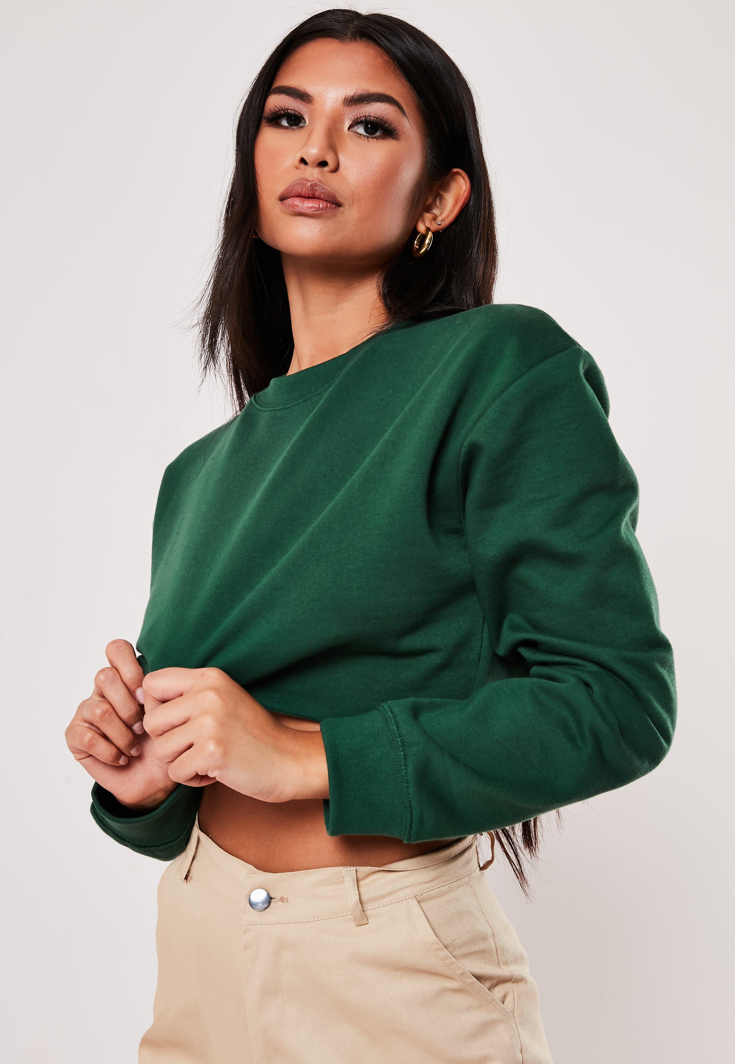 5090c93e99d3e Sweat femme | Sweat shirt zippé en ligne - Missguided