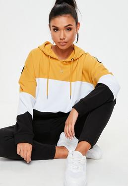 Yellow Hoodies eecf9573b