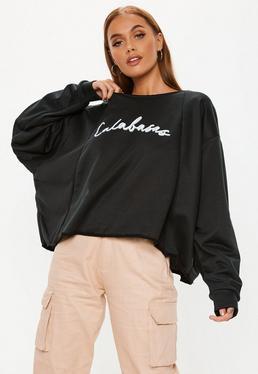 a170f7e1d76 Oversized Sweatshirts. Long Sleeve Tops