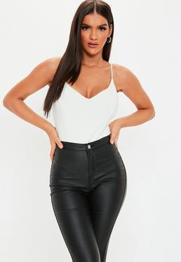 6b4b128a0dea Bodysuits | Women's Leotards & All in ones - Missguided