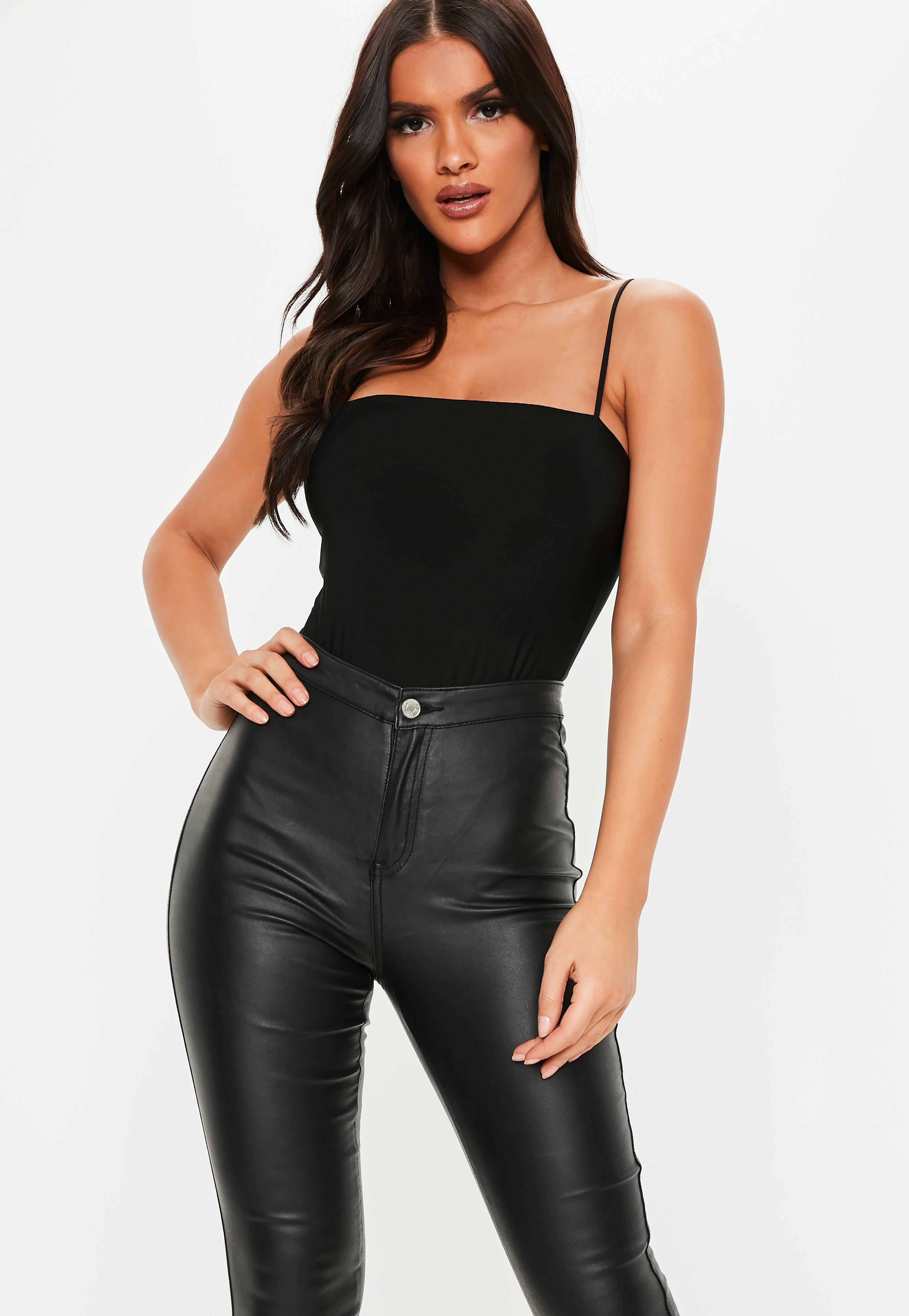 d71bb4fd Bodysuits | One Piece Bodysuits - Missguided