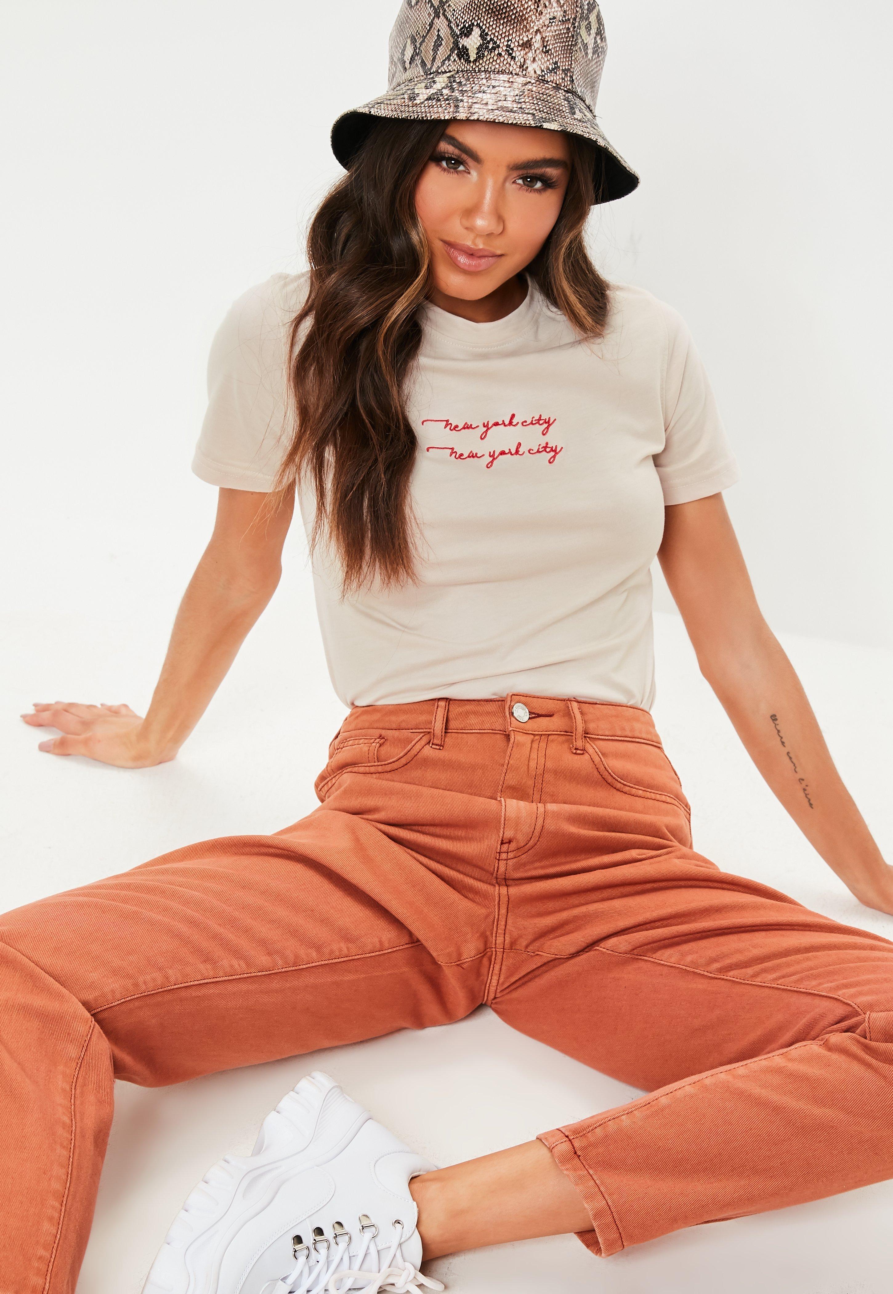 Slogan T-Shirts  45559adc58f7