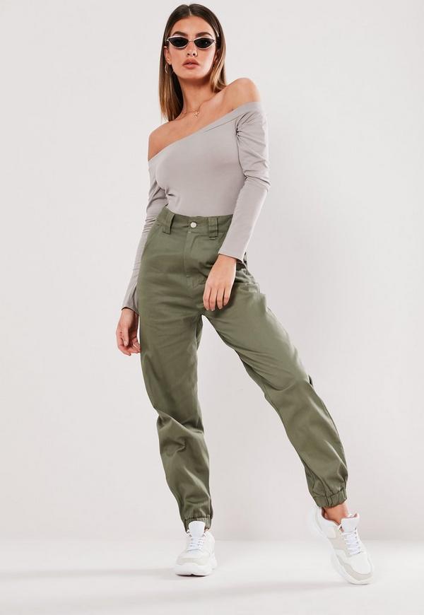 cf4de37f7a Grey Bardot Long Sleeve Bodysuit