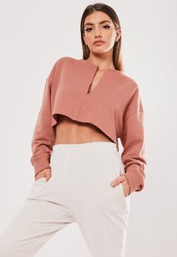 ce7dd0f80 Sweatshirts | Hoodies for Women & Sweaters | Missguided