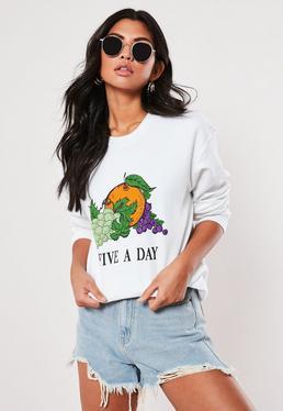7f1c6b18788 Sweatshirts | Women's Sweaters & Sweat Tops - Missguided