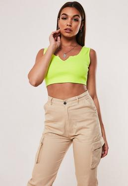 ee06d171b Neon clothing | Neon dresses & tops - Missguided