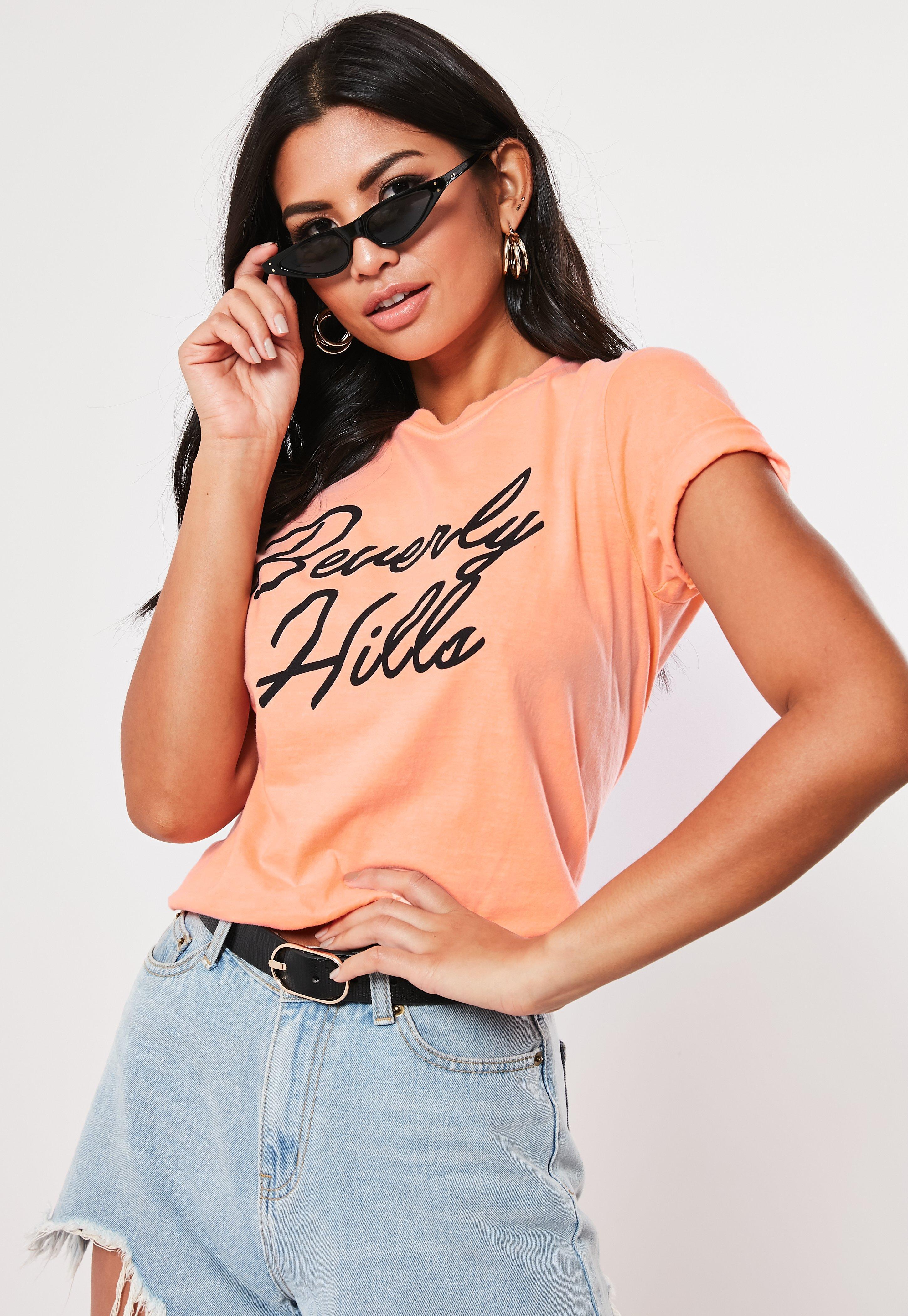 7c88911b7191 Slogan T-Shirts | Slogan Tees & Printed T-Shirts - Missguided