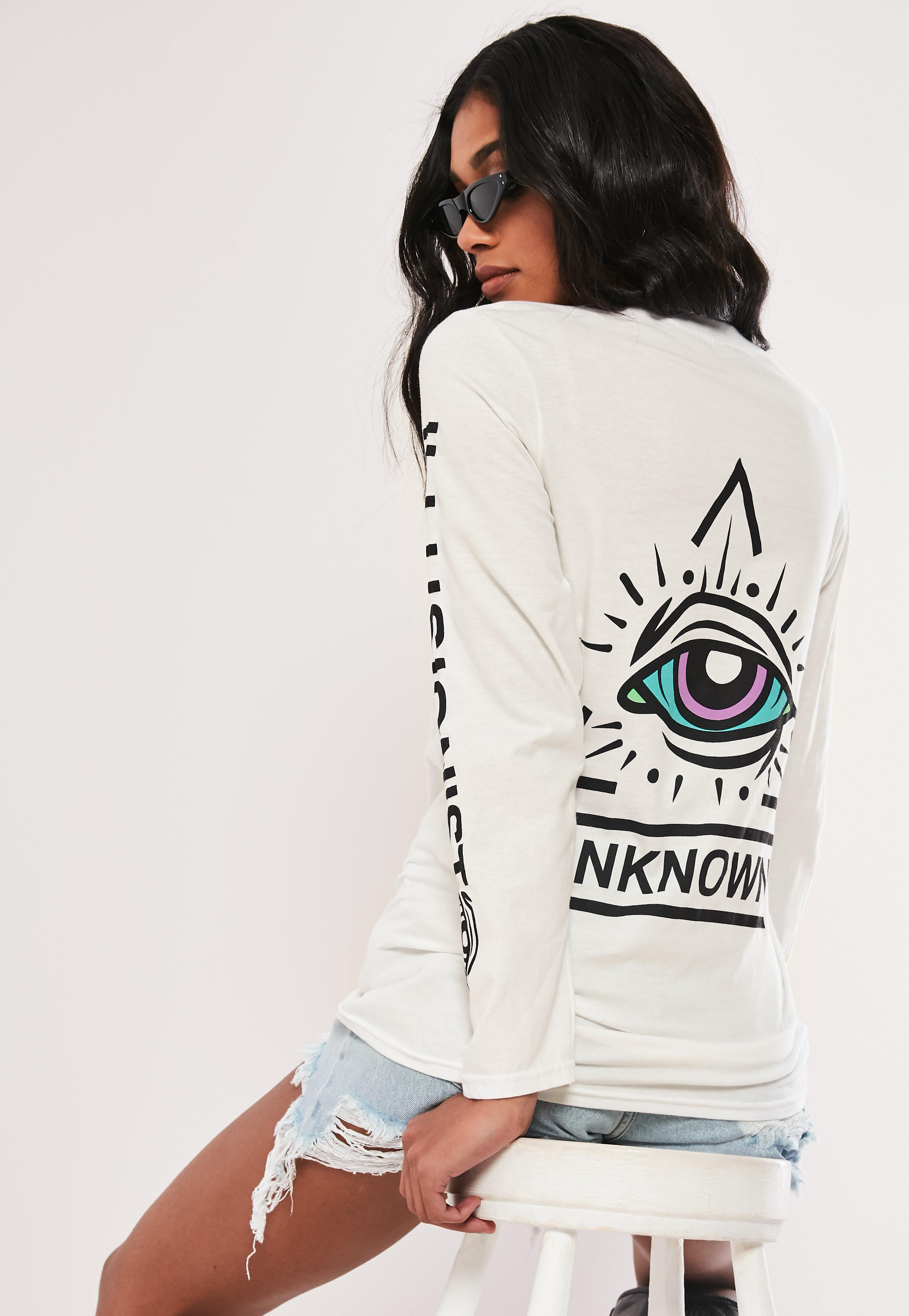4ad737507 Graphic Tees | Shop Graphic T-Shirts - Missguided
