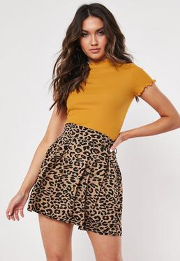 eb27c9aeb34d62 Yellow Tops | Mustard & Yellow Tops - Missguided