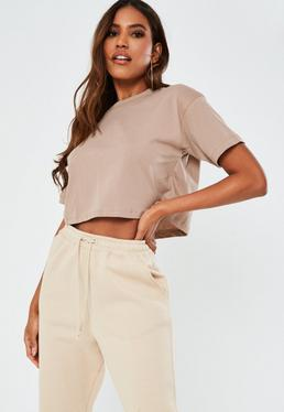 6387ea69d3e Crop Tops - Women's Cropped & Short Tops   Missguided