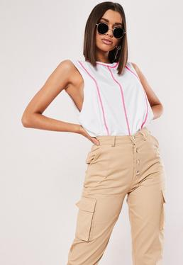 74ed0aa11563 Blouses | Women's Floral, Chiffon & Satin Blouses - Missguided