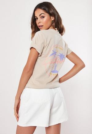 8fd625eb8 Sand Prince Purple Rain Graphic T Shirt   Missguided