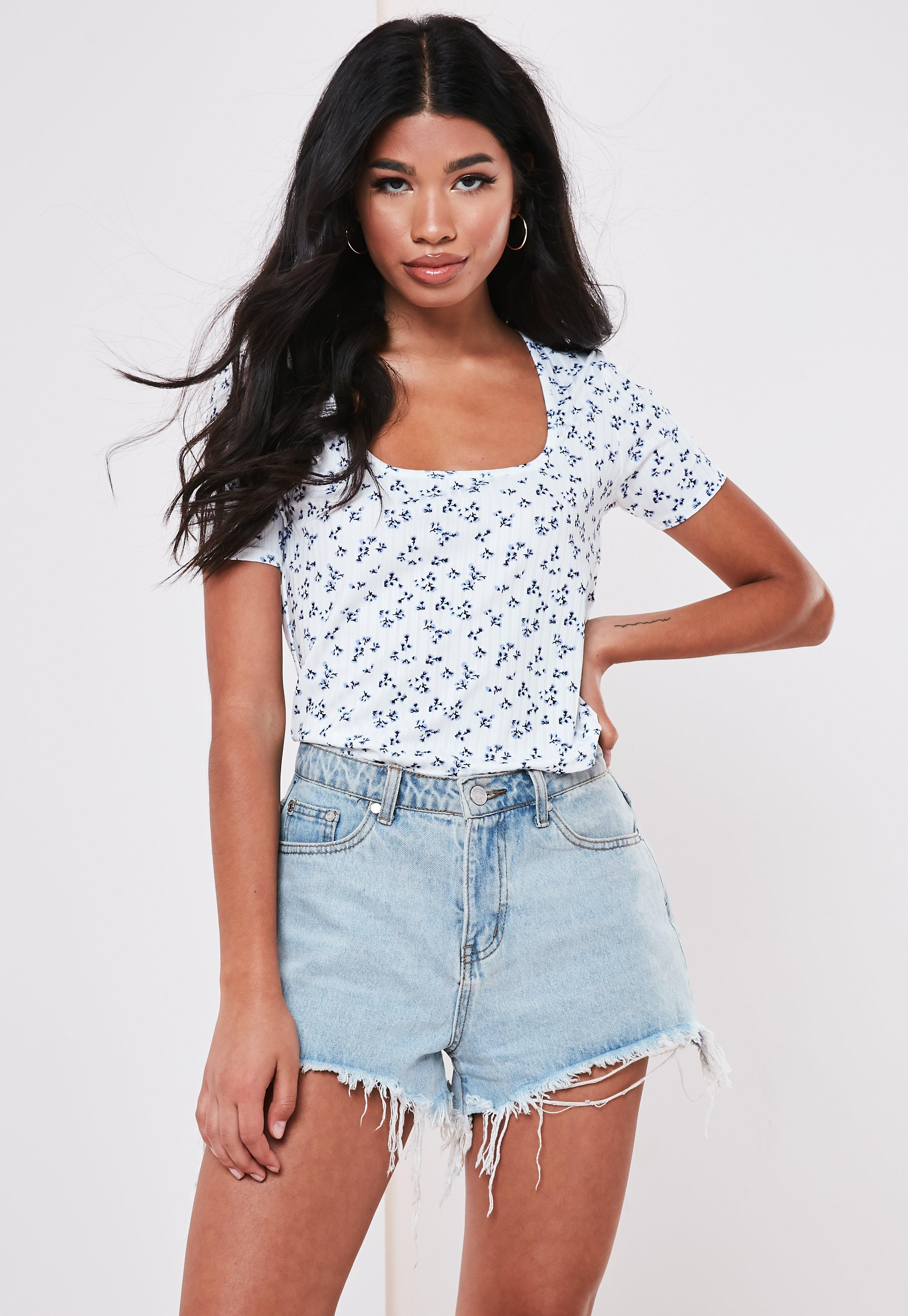 057c73883 T-Shirts & Women's Tees - Missguided
