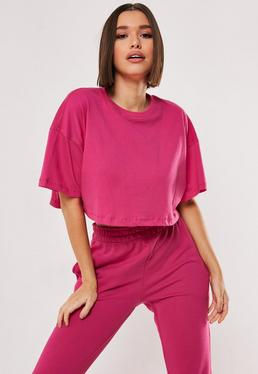 24a6f2fb911901 Oversized Tops | Baggy & Loose Tops - Missguided