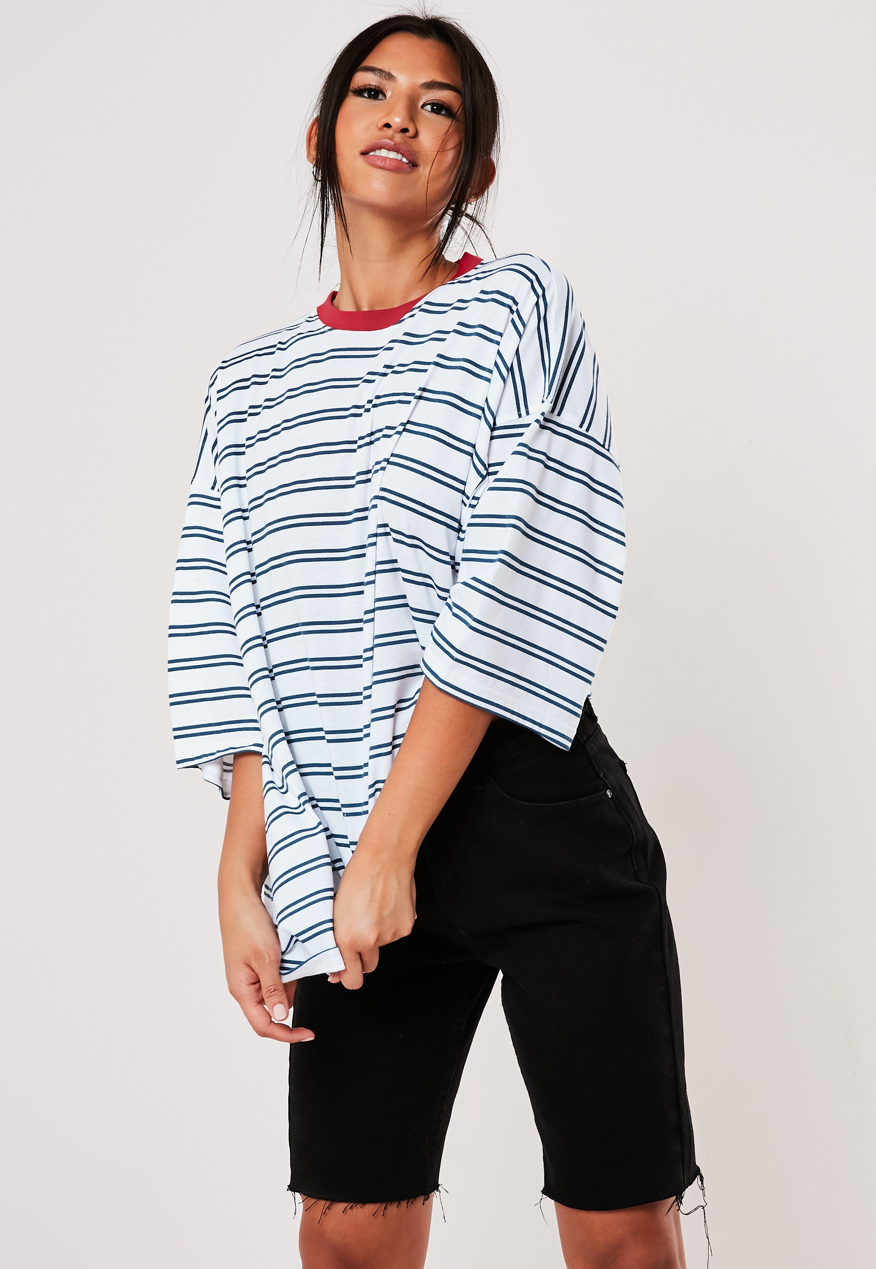 e5b2aea98c91a Oversized Tops | Women's Loose Tops Online - Missguided