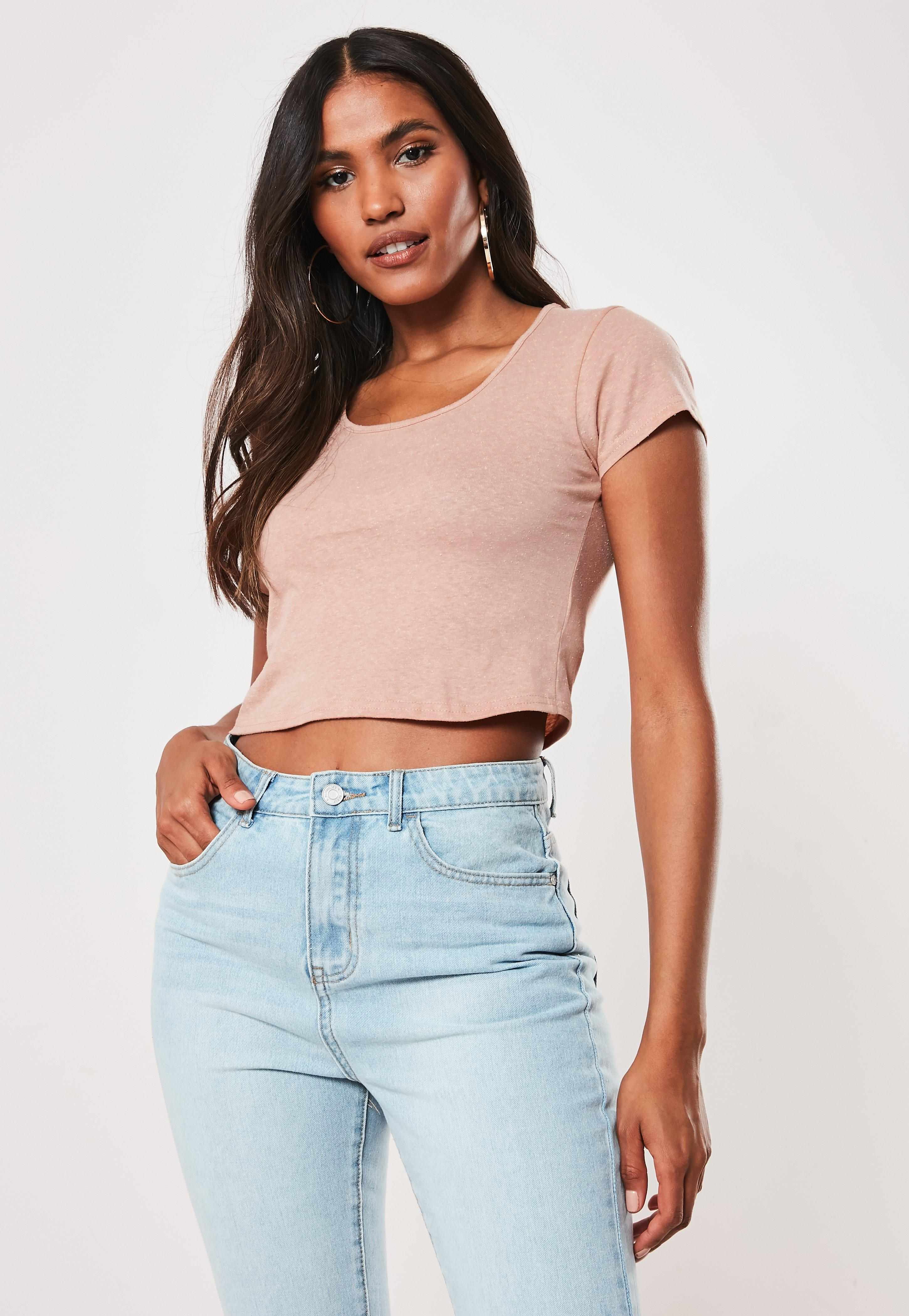 6dfdae41f3b Nude Tops | Beige & Camel Tops - Missguided