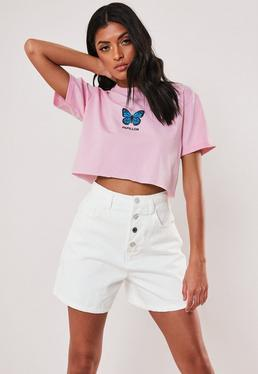61d94e06677 Women's T-Shirts - Graphic & Rock Tees Online | Missguided
