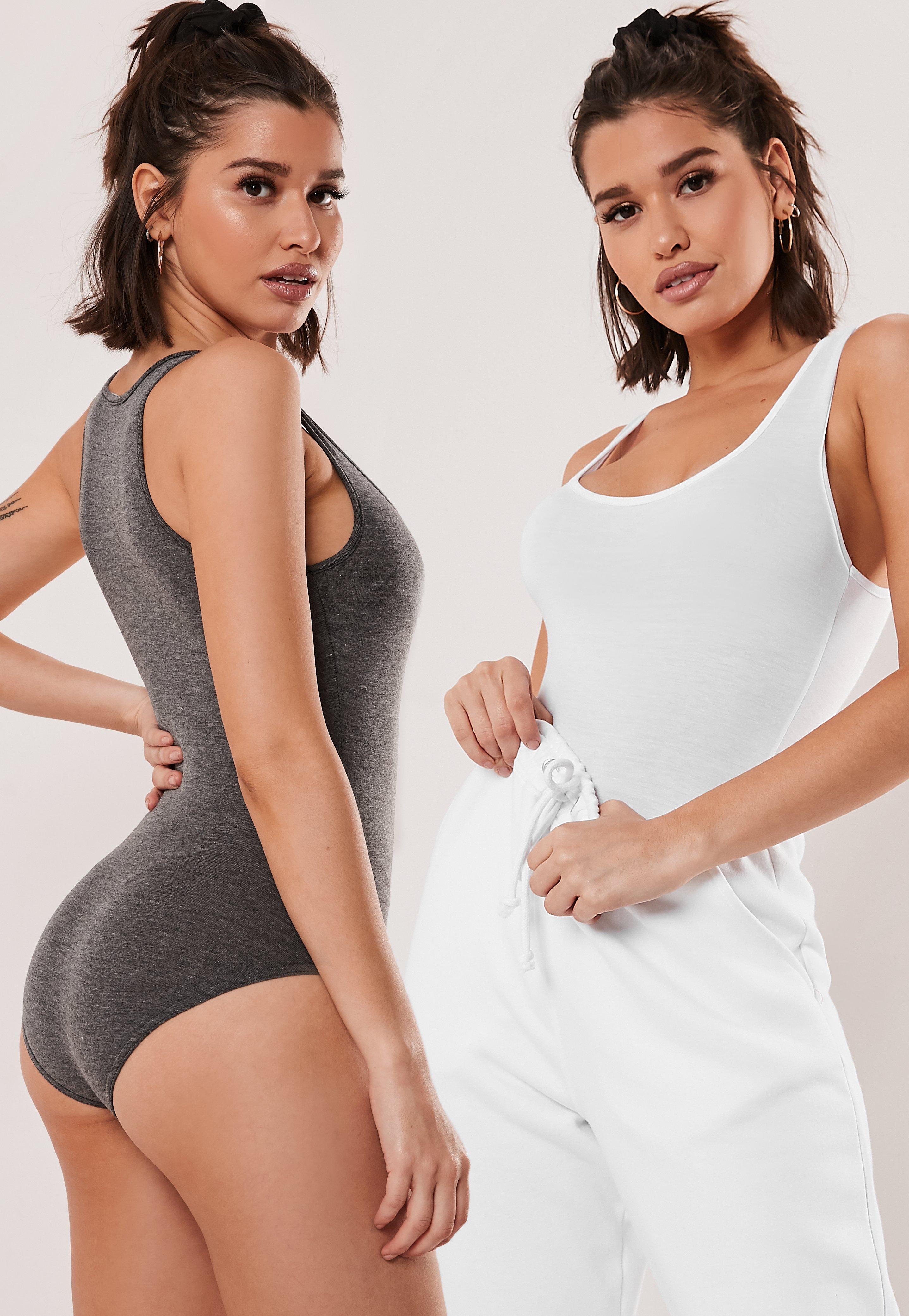 a92160ece7d5 Bodysuits | One Piece Bodysuits - Missguided