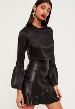 Crop Tops Women S Cropped Amp Short Tops Missguided