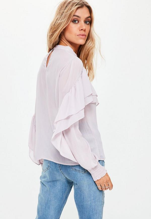 For adding color and panache, not to mention romantic beauty, to a wardrobe, there is nothing that does this quite as well as a chiffon shirt. From gorgeous prints to soft flowing lines, a blouse of chiffon is a delight to wear and to behold.