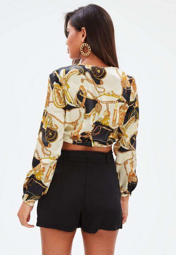 Tall Blouse