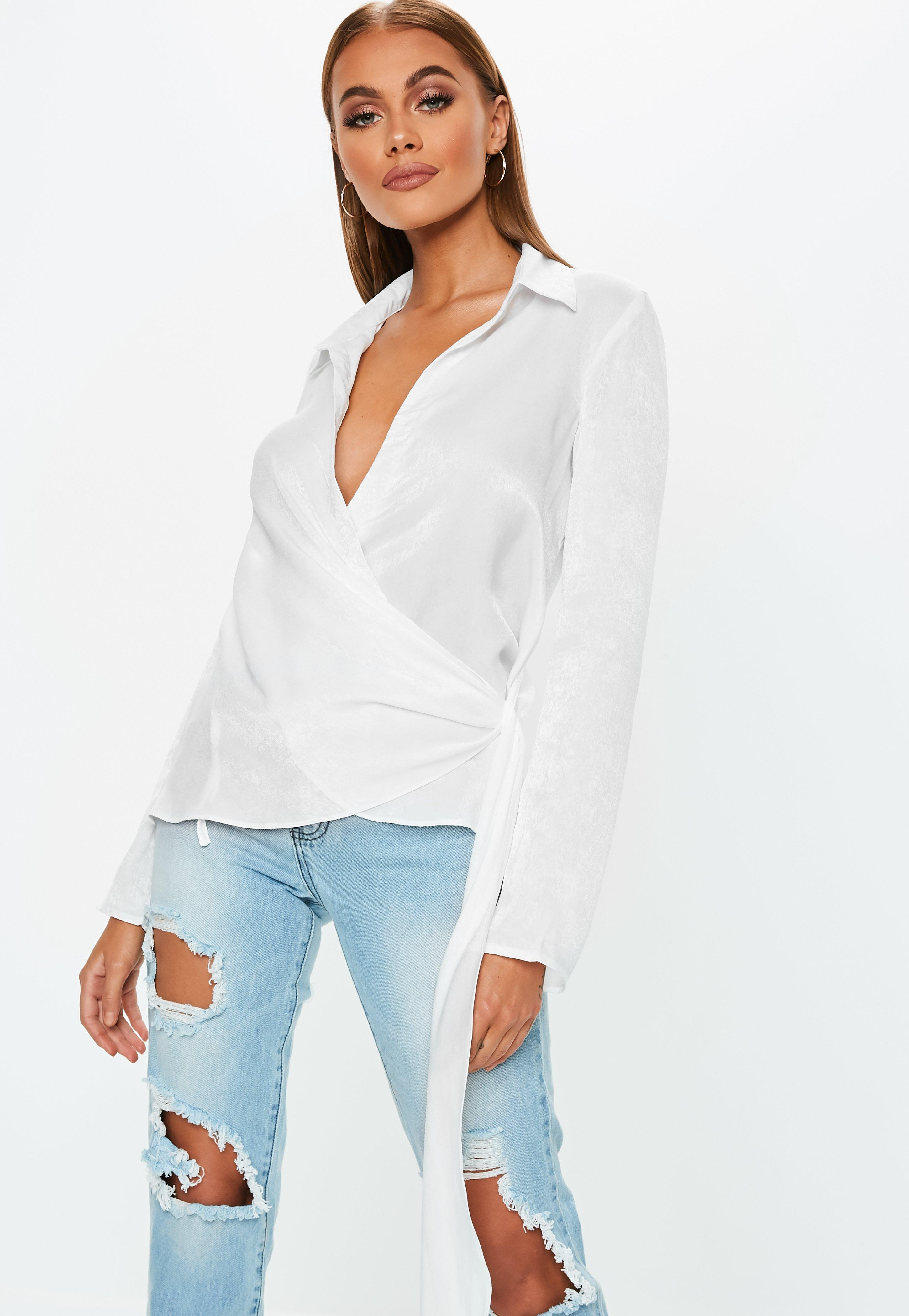 Going Out Tops | Party & Evening Tops - Missguided