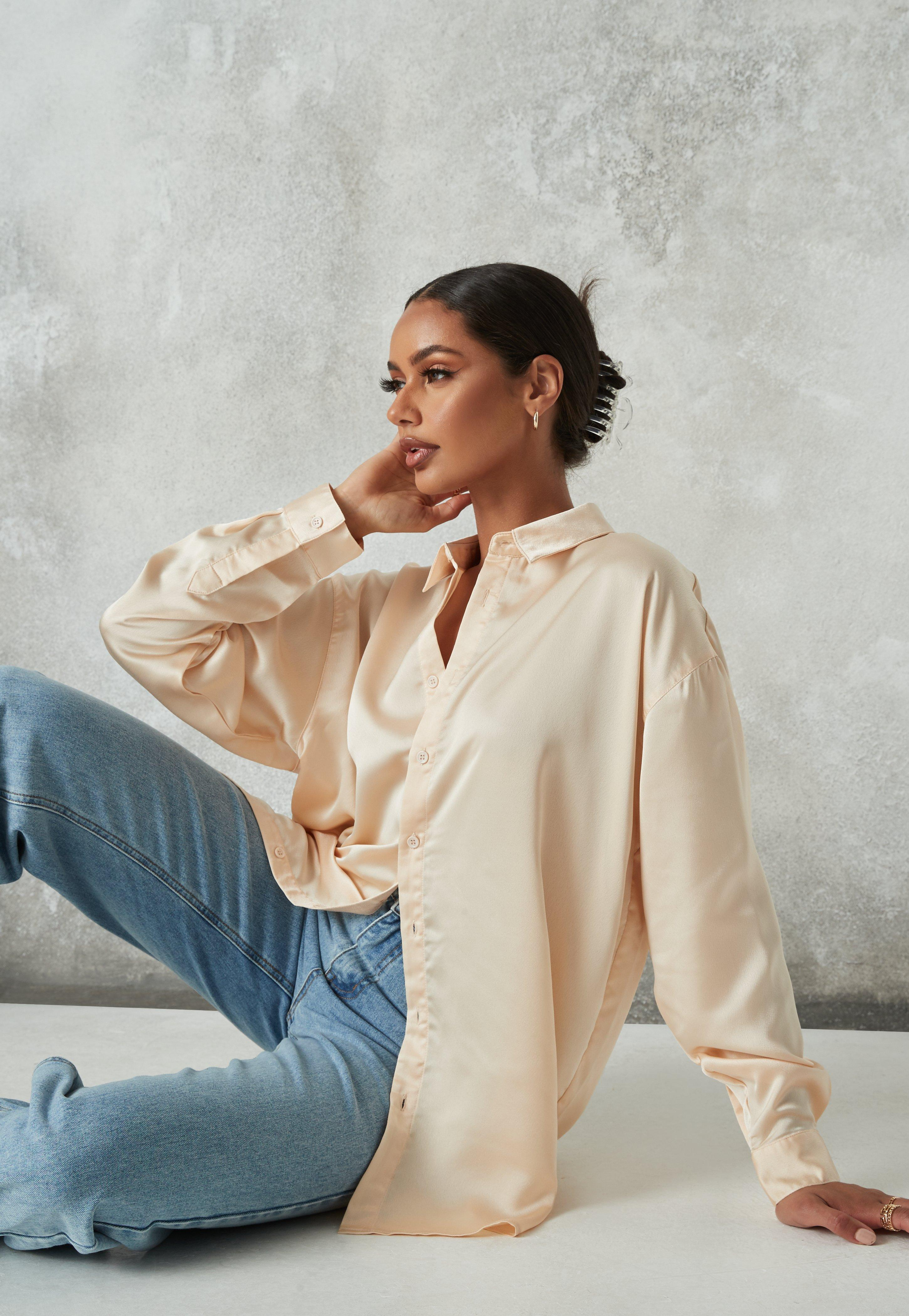 397ee76a7e Going Out Tops to Wear with Jeans - Missguided