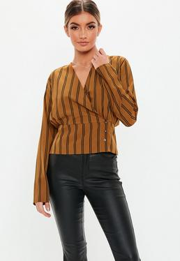 c0336cbdb222f0 Stripe Tops