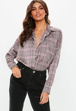 d6711ecdd Women's Shirts | Satin & Oversized Shirts - Missguided