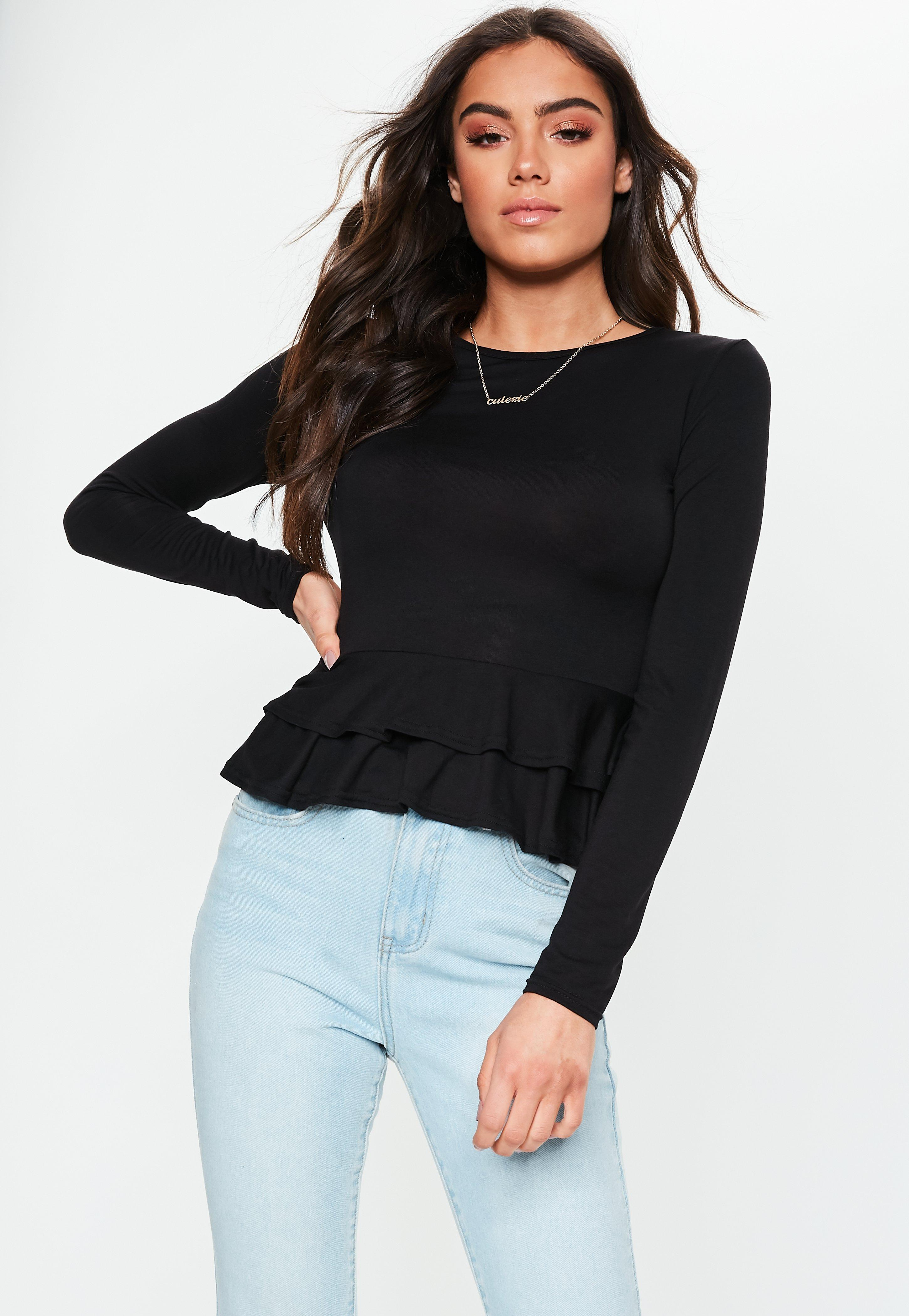 a1671f33 Blouses | Women's Floral, Chiffon & Satin Blouses - Missguided