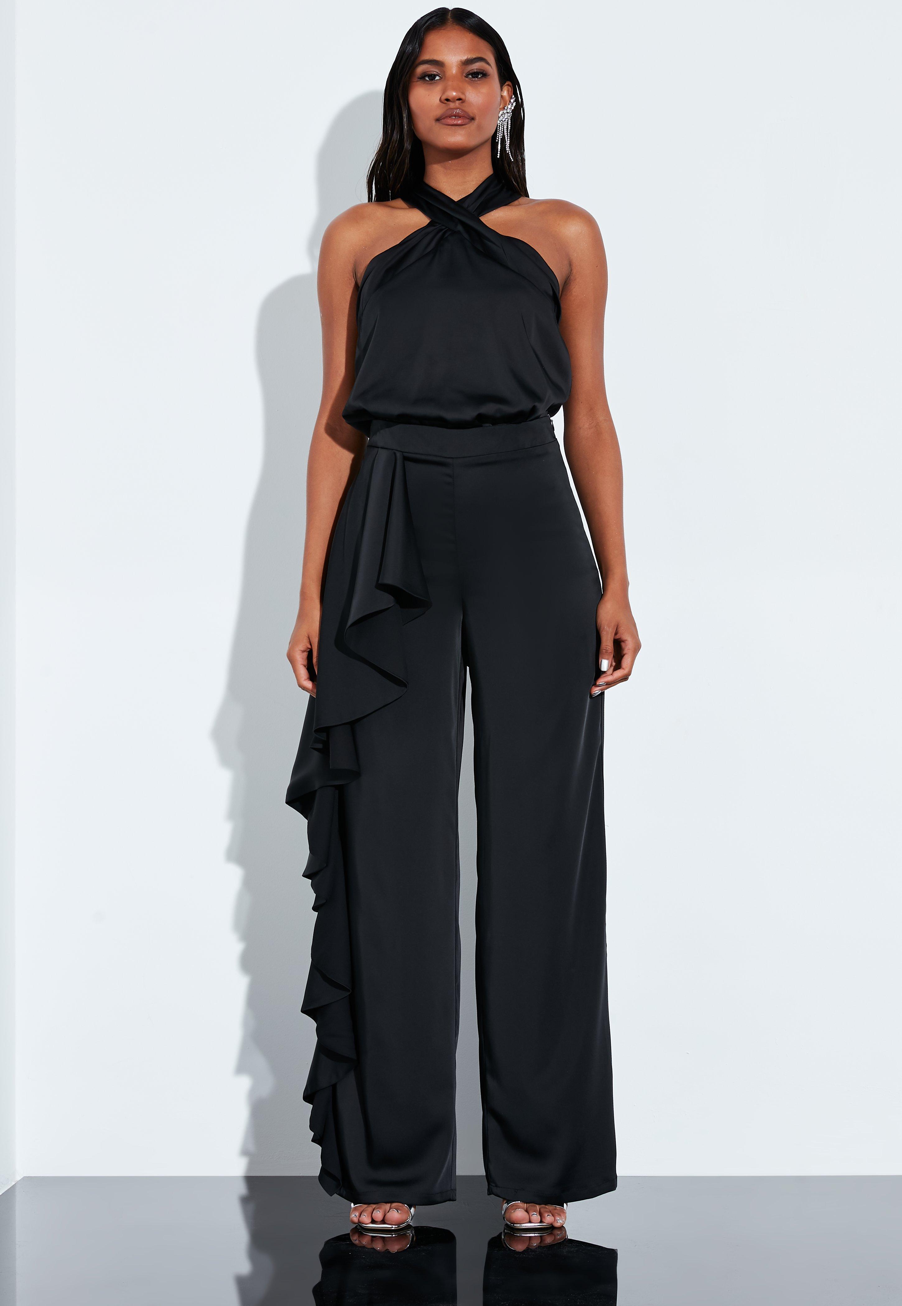 75e51c5f066 Peace + Love Black Cross Front Tie Back Bodysuit